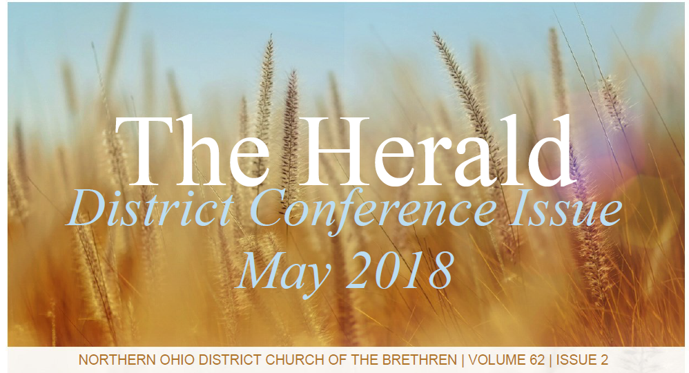 May 2018, District Conference Issue