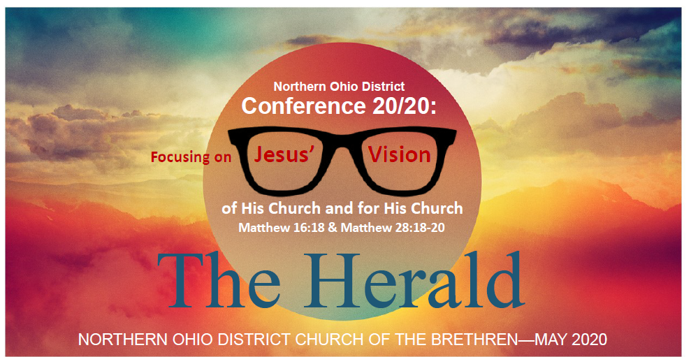May 2020, District Conference Issue